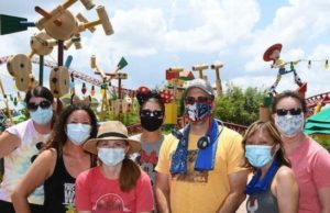 Orange County Florida Health Department Head: Masks Likely Necessary Through 2020