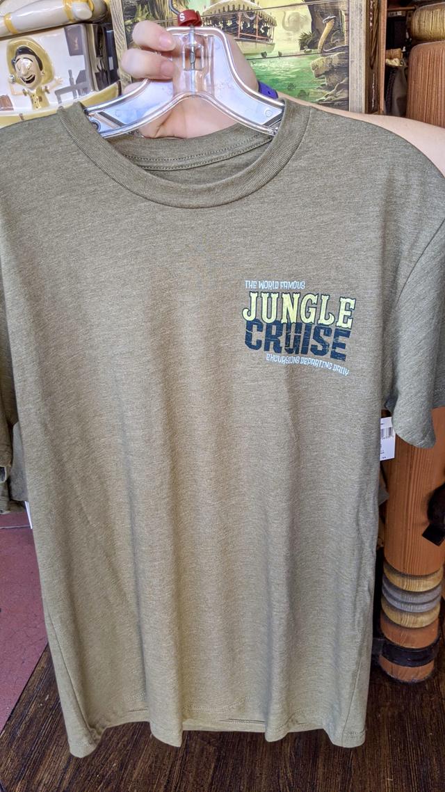jungle cruise merchandise