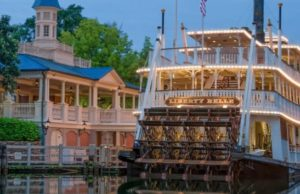 Liberty Square Riverboat to Undergo Refurbishment