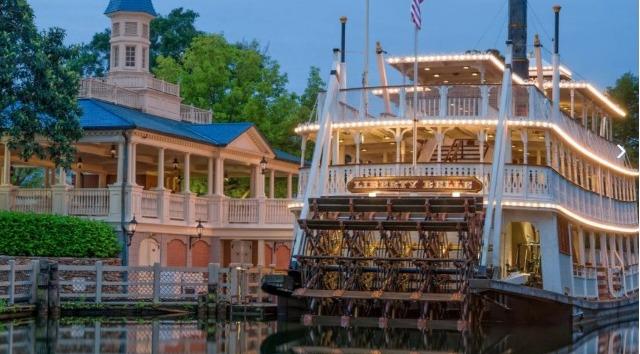 Liberty Square Riverboat to Undergo Refurbishment