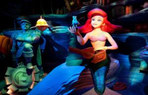 Ride Along with The Little Mermaid Ariel's Undersea Adventure