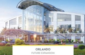 High Speed Rail to Connect Orlando Airport and Disney World