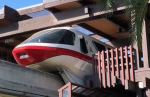 Monorail at Disney's Polynesian Village Resort to Close due to Refurbishment