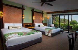 "Disney's Polynesian Village Resort Rooms to be Refurbished ""Moana"" Style!"