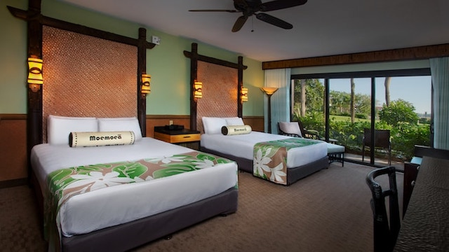 Disney's Polynesian Village Resort Rooms to be Refurbished