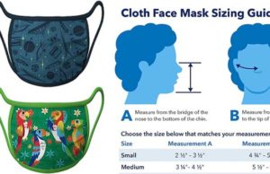 New Mask Designs Now Available on shopDisney with MORE Sizes!