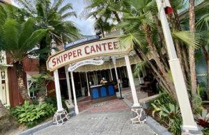 Review of Skipper Canteen at Magic Kingdom