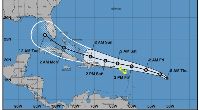 Tropical Storm Laura Could Impact Central Florida