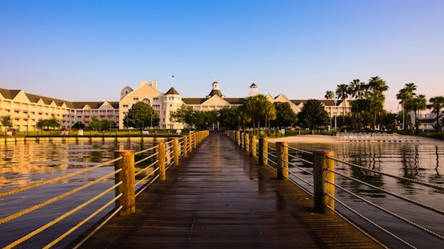 Disney Deluxe Resort Evacuates as Labor Day Weekend Continues