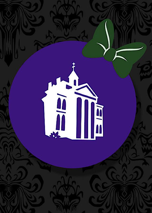 haunted mansion minnie main attraction