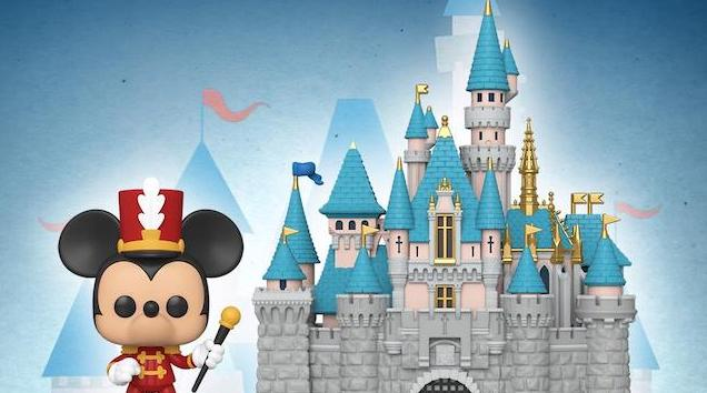 Limited Edition Funko Pops for the 65th Anniversary of Disneyland