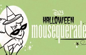 D23 Hosts New Virtual Halloween Costume Contest!