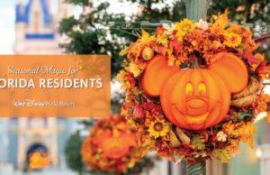 Florida Residents: Seasonal Magic Just for You