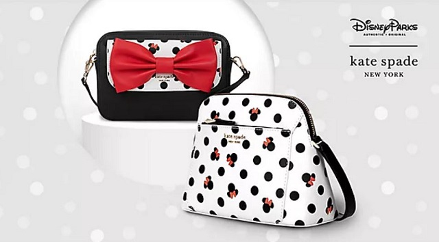 NEW Kate Spade Disney Bags Have Hit the Stores