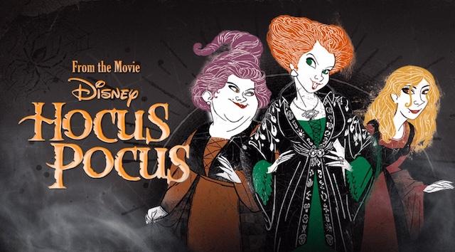 New Hocus Pocus ColourPop Collection Launches Today!