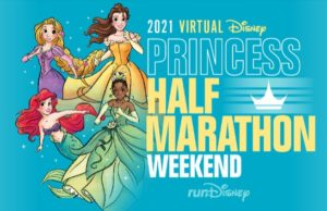 New Information Released for 2021 Princess Half Marathon Weekend