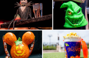 Oogie Boogie Bucket Reimagined with a New Treat