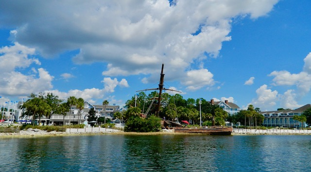 Review - Staying at Disney's Yacht and Beach Club Resorts