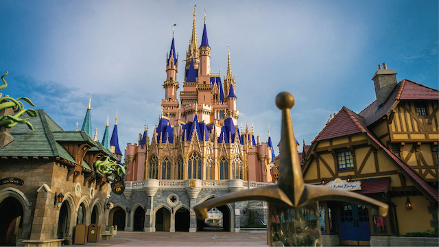A Magic Kingdom Attraction Refurbishment has been Extended!