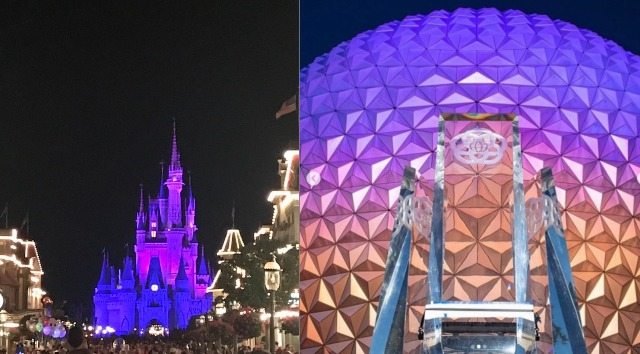 November Hours Updated for Epcot and Magic Kingdom