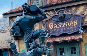 Gaston's Tavern to Reopen...With a NEW Menu Item!