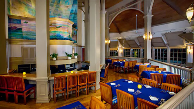 New Dining Location Available Soon at Disney's Grand Floridian Resort