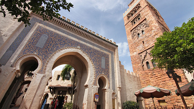 New: Big Change Coming Soon To EPCOT's Morocco Pavilion!