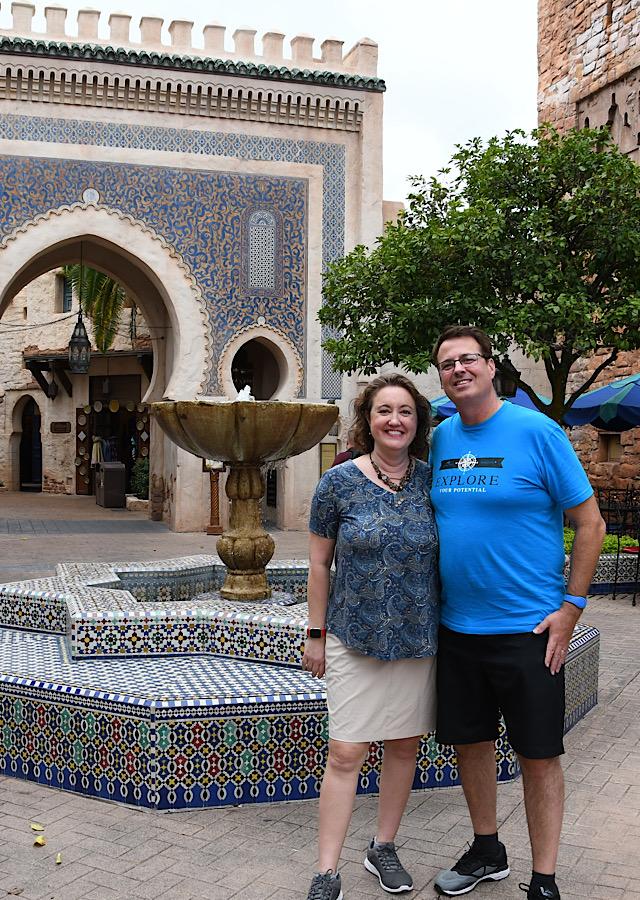 New: Big Change Coming Soon To EPCOT's Morocco Pavilion