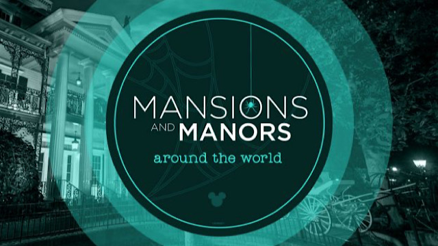 Check Out Ghoulishly Beautiful Photos of Disney Mansions and Manors Around the World