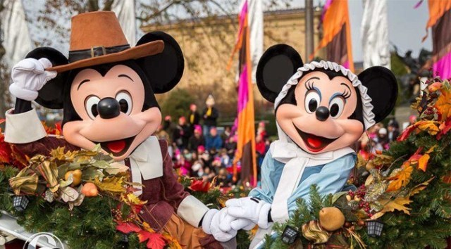 New Thanksgiving Feast Offered at Walt Disney World