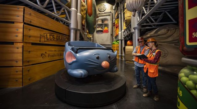 New Update To Remy's Ratatouille Attraction