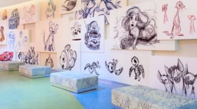 Full List of Amenities At Disney's Art Of Animation Upon Reopening