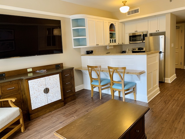 Photo Tour And Review Of A 2 Bedroom Villa At Disney S Beach Club Kennythepirate Com