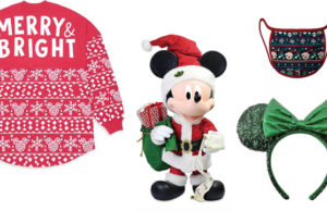 New Holiday Merchandise Drops on shopDisney Today!
