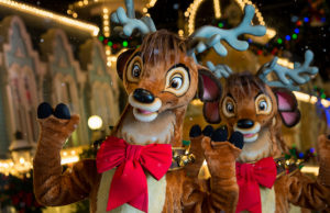 Disney World Park Hours for Week Between Christmas and New Year!