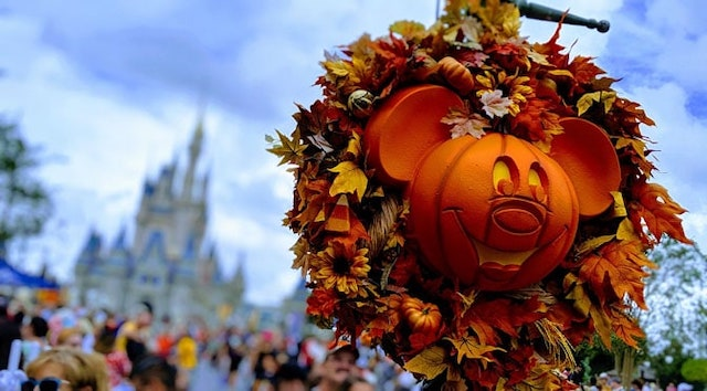 A Disney World Resort Bans Trick or Treating for Halloween