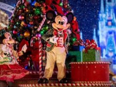 Check out this Major Disney Theme Park Hours Update for the Week of Christmas and New Year!