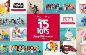 shopDisney Reveals Top Toy List for 2020 Holiday Season