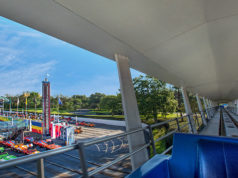 Tomorrowland Transit Authority PeopleMover Refurbishment Extended Again!