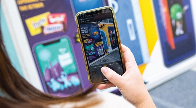 Digital Trick or Treating Experience at Haunted Mansion Now Available