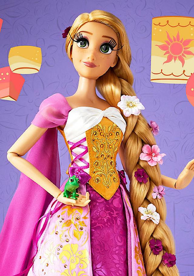 Rapunzel castle collection