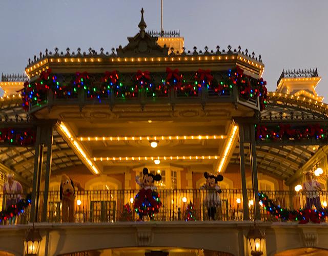 New Disney Christmas Decorations