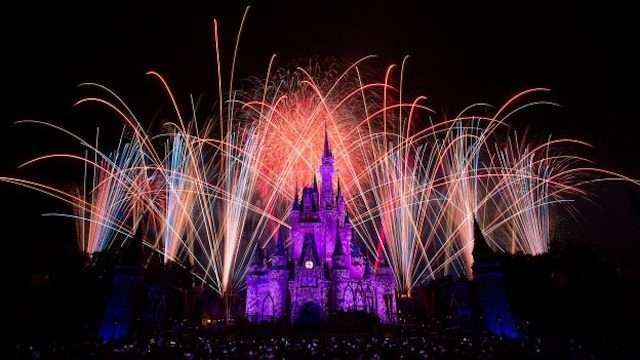 BREAKING: Fireworks Spotted Bursting at THIS Disney Theme Park