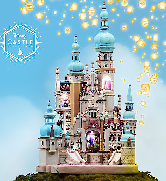 Rapunzel castle collection