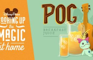 Disney posts a new Recipe for fan favorite POG Juice