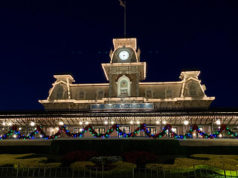 Spectacular New Disney Christmas Decorations and an Attraction Holiday Overlay