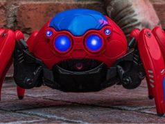 The New Spider Bots are on the way to Disney
