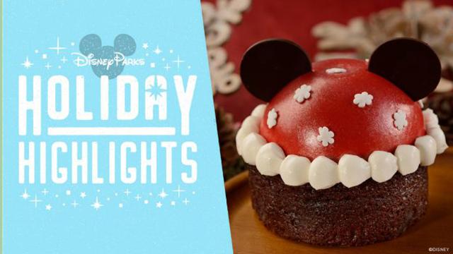 New Holiday Treats Arrive at Walt Disney World Parks