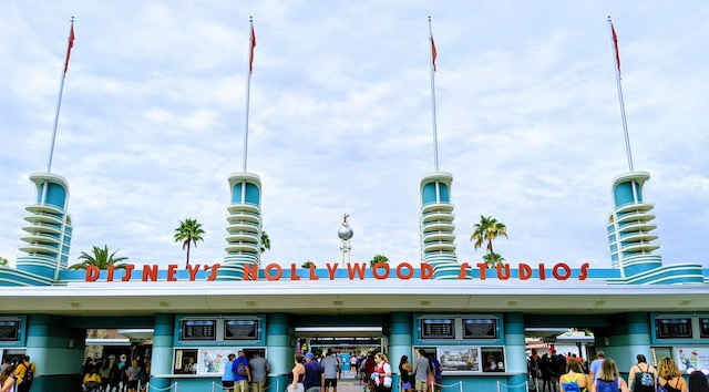 Breaking: Plastic Dividers Being Tested at a Hollywood Studios Attraction!