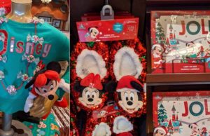 Check out all the fun new festive merchandise at Hollywood Studios!